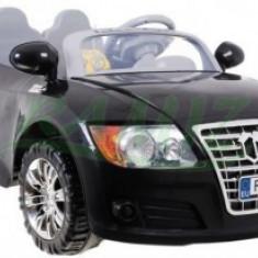 Masina cu Acumulator Fast - Negru - Masinuta electrica copii
