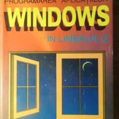 Programarea Aplicatiilor Windows In Limbajul C - Doru Turturea, 391524
