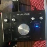Interfata Audio M-Audio M-Track 2x2