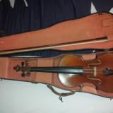Vioara Stradivarius Replica Franceza an 1717