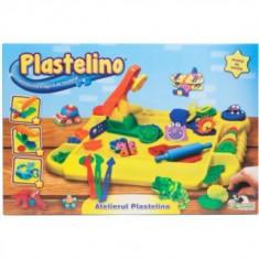Plastelino - Atelierul Plastelino - Jocuri arta si creatie Noriel