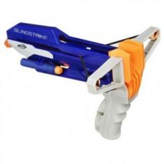Blaster Nerf - N-Strike Elite Slingstrike Slingshot - Pistol de jucarie