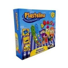 Plastelino - Atelierul de dulciuri - Jocuri arta si creatie Noriel