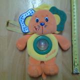 Chicco, jucarie zornaitoare, de plus - ursulet 19 x 14 cm