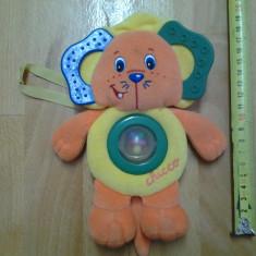 Chicco / jucarie zornaitoare bebe - ursulet 19 cm