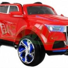 Masina cu Acumulator JEEP - Rosu - Masinuta electrica copii