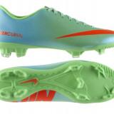 Ghete Fotbal Nike Mercurial Victory FG-Adidasi Originali-Ghete Fotbal-marimea 45, Culoare: Din imagine