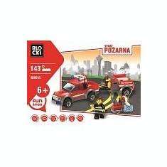 Lego Set Masini Pompieri - 143pcs - LEGO City