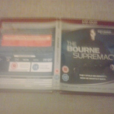 The Bourne Supremacy (2004) - DVD - Film thriller, Alte tipuri suport, Engleza