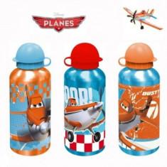 Sticla apa Planes - Set rechizite
