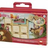 Stampile Masha & The Bear - Jocuri arta si creatie