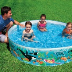 Piscina - INTEX 1.83m x 38cm - Piscina copii