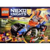 LEGO NEXO KNIGHTS™ Buzduganul Tunet al lui Macy , 202pcs