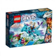 Lego Elves Aventura dragonului de apa, 312pcs - LEGO Friends