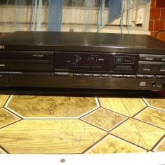 CD player Philips CD614 -cititi descrierea