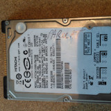 "HDD LAPTOP HITACHI IDE 2.5"" 60GB HTE541660J9AT00 DEFECT, 41-80 GB"