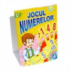 Joc Educativ - Jocul Numerelor