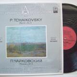 Disc vinil  P. TCHAIKOVSKY - Suite No. 3 (Cond Evgeni Svetlanov)(produs in URSS)