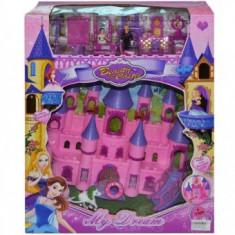 Castel muzical mare in cutie