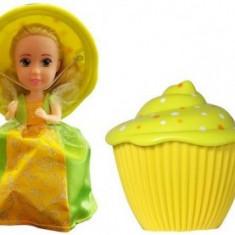 Papusica Briosa Jenny - Cupcake Surprise - Papusa, 2-4 ani