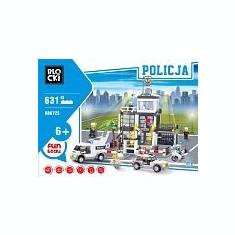 Lego Sectie de Politie - 631pcs - LEGO City