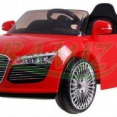 Masina cu Acumulator - Rosu - Masinuta electrica copii