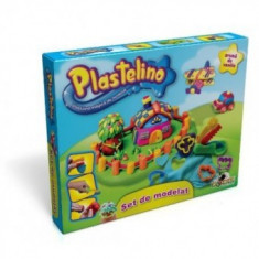 Plastelino - Set de modelat - Jocuri arta si creatie Noriel