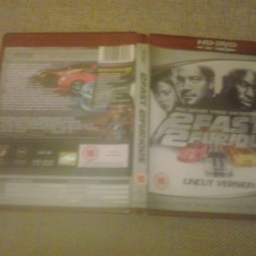 2 Fast to Furious (2003) - DVD - Film actiune, Alte tipuri suport, Engleza
