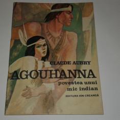 CLAUDE AUBRY - AGOUHANNA ~ POVESTEA UNUI MIC INDIAN