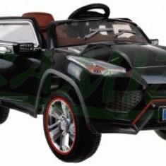Masina cu Acumulator JEEP - Negru - Masinuta electrica copii