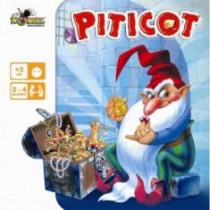 Joc Distractiv - Piticot - Jocuri Logica si inteligenta Noriel