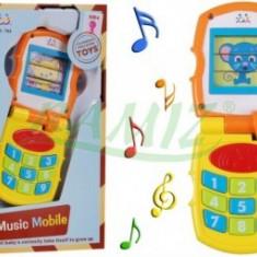 Telefon Muzical - Jucarie zornaitoare