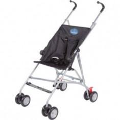 Carucior pentru copii sport cu 4 roti Babystart negru
