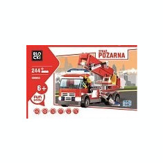 Lego Masina Pompieri - 244pcs - LEGO City