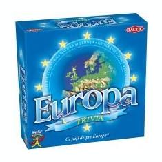 Joc Educativ - Europa Trivia