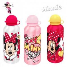 Sticla apa Minnie - Set rechizite