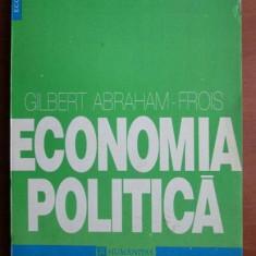 Economia politica / Gilbert Abraham-Frois - Carte Economie Politica