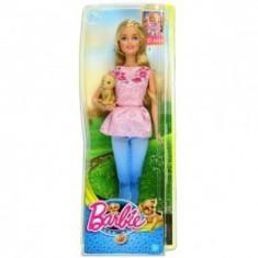Papusa - Barbie & Puppy