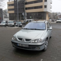 Renault megane Clasic, An Fabricatie: 2001, Benzina, 193375 km, 1598 cmc