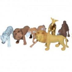Set 8 Animale salbatice mari - Figurina Animale