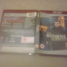 The Bourne Identity (2002) - DVD - Film thriller, Alte tipuri suport, Engleza