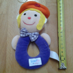 Simba Baby / jucarie zornaitoare bebe 17 cm