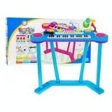 Orga Muzicala - Albastra - Instrumente muzicale copii