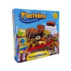 Plastelino - La Patiserie - Jocuri arta si creatie Noriel
