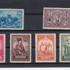 ROMANIA 1929, LP 82, 10 ANI DE LA UNIREA TRANSILVANIEI - Timbre Romania, Nestampilat