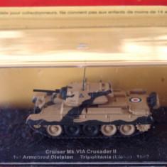 Macheta tanc Cruiser - Tripolitania - 1942 scara 1:72 - Macheta auto