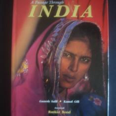 GANESH SAILI * KAMAL GILL * RUSKIN BOND - A PASSAGE THROUGH INDIA * ALBUM