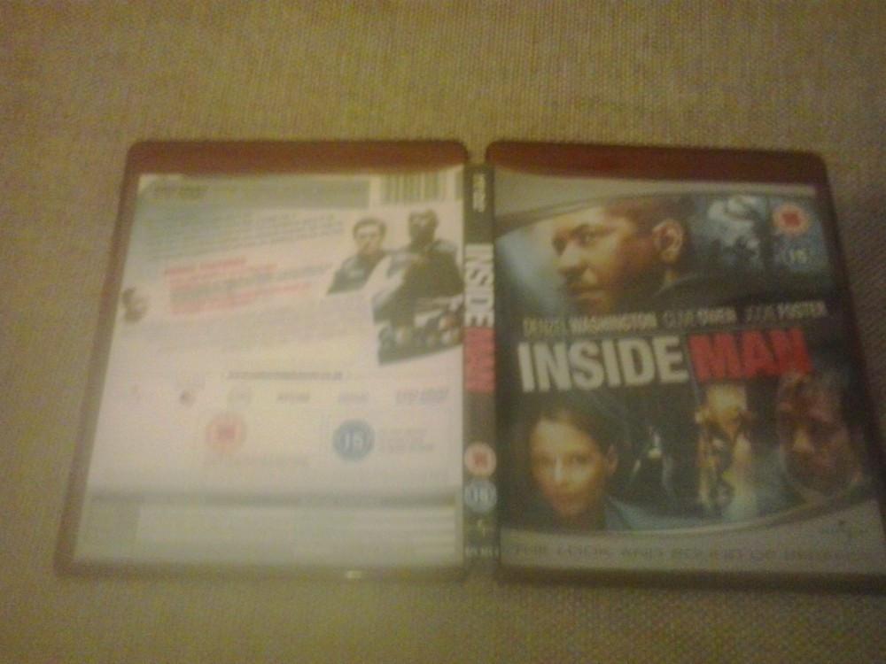 Inside man 2007 dvd film thriller alte tipuri for Inside 2007 dvd