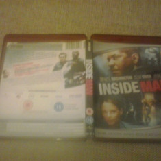 Inside Man (2007) - DVD - Film thriller, Alte tipuri suport, Engleza