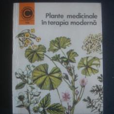 M. A. PEIULESCU - PLANTE MEDICINALE IN TERAPIA MODERNA * CALEIDOSCOP